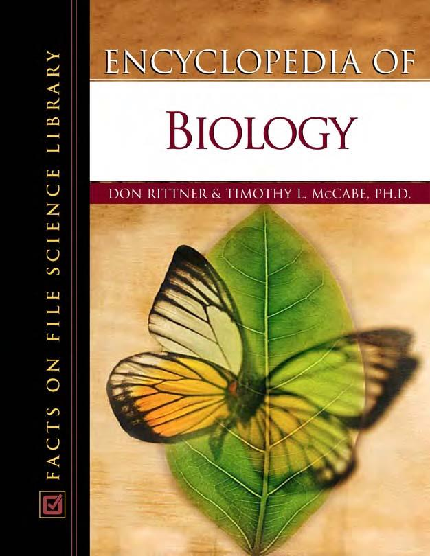 Facts On File's Encyclopedia of Biology