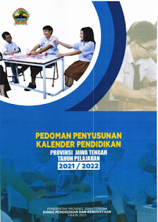 Kalender Pendidikan Jateng 2021 2022
