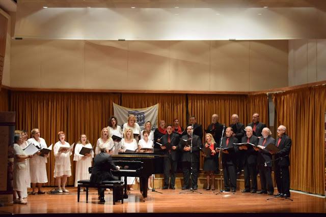 Σε χορωδιακό φεστιβάλ στη Μύκονο συμμετείχε η  Μικτή Χορωδία του ΔΟΠΠΑΤ Ναυπλίου