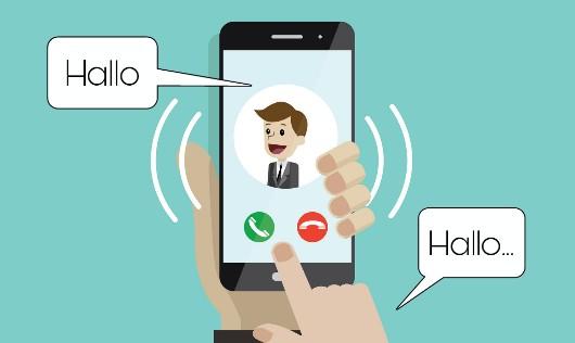 Aplikasi untuk membuat panggilan palsu diandroid