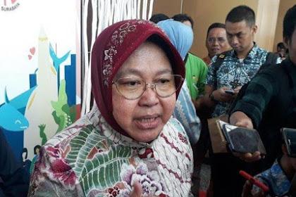 """Tidak Benar Mahasiswa Papua Diusir, Risma :"""" Saya Ini Mama Papua"""""""