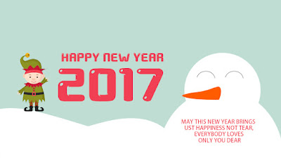 Happy New Year 2017 Whatsapp Wishes,Greetings,Images, Pictures