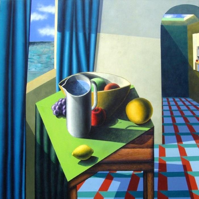Испанский художник. Ivan Araujo