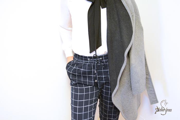 pantalones de cuadros