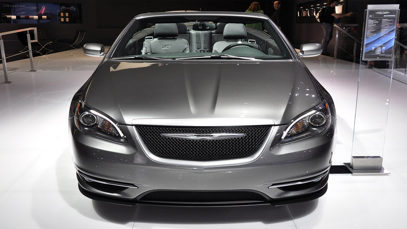 chrysler 200 convertible 2011 technical images and list of rivals dream fantasy cars. Black Bedroom Furniture Sets. Home Design Ideas