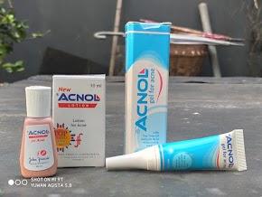 Review Acnol Lotion & Gel Produk Khusus Untuk Jerawat yang Ampuh