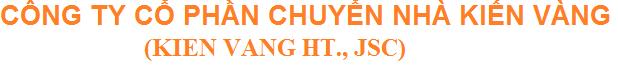 thong tin cong ty van chuyen kien vang