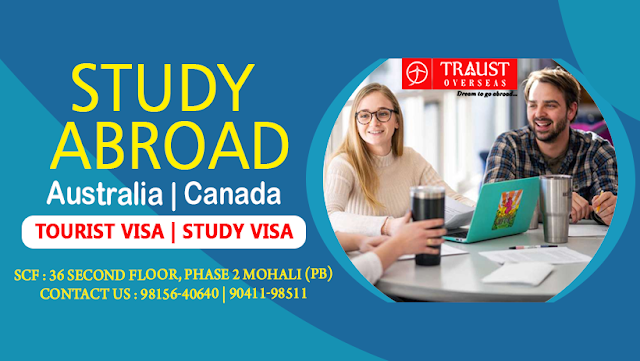 Overseas Education Consultants Mohali