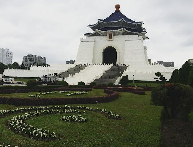 Memorial Hall Chang kai Shen