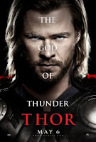 picture of movie poster for Thor the God of Thunder