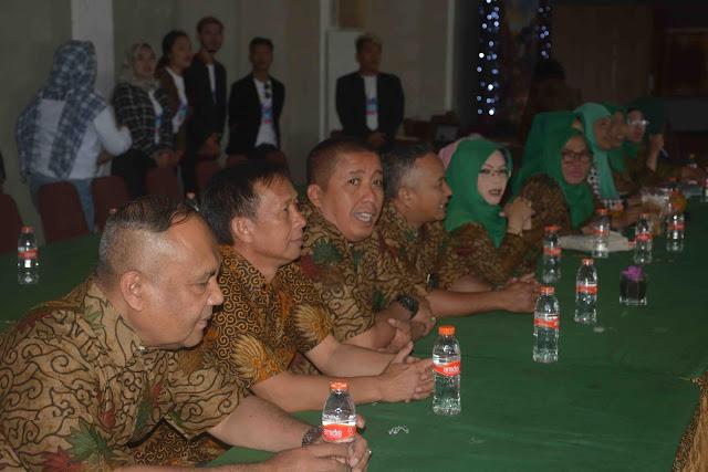 MEETING GATHERING DI LEMBANG | Dinas Kesehatan Soreang Bandung