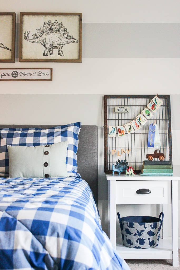 industrial boys room decor