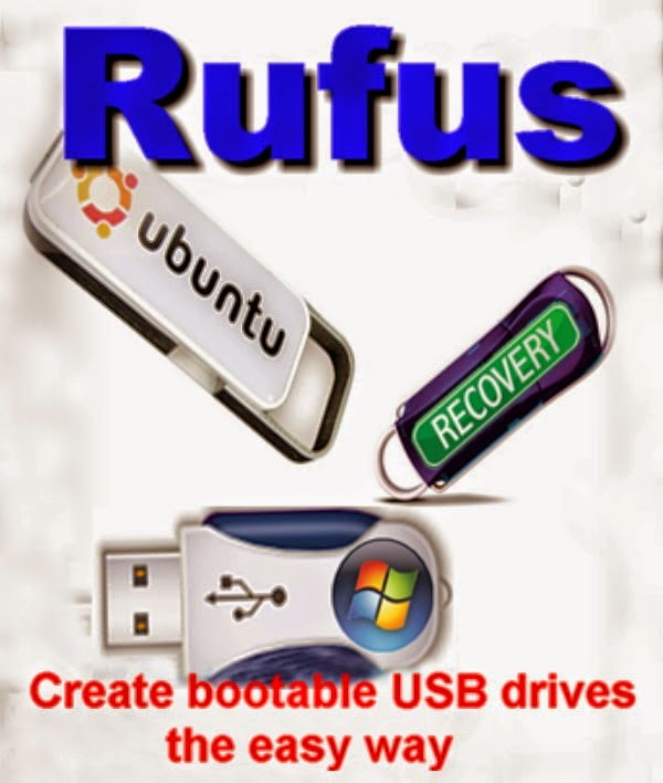 Rufus 1.4.12 Build 535 Final Full Version Terbaru Gratis www.jembersantri.blogspot.com logo screen shot aplikasi pembuat bootable usb flashdisk