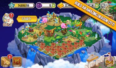 Dragon City Mod Apk (Unlimited Money) 3