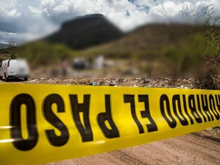 Abandonan a cuatro ejecutados en sierra de Sinaloa.