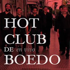Hot Club de Boedo en vivo