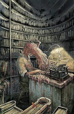 Meme sobre escritores