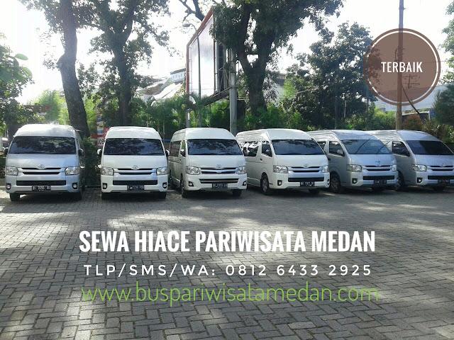 Sewa Mobil Hiace Commuter Medan