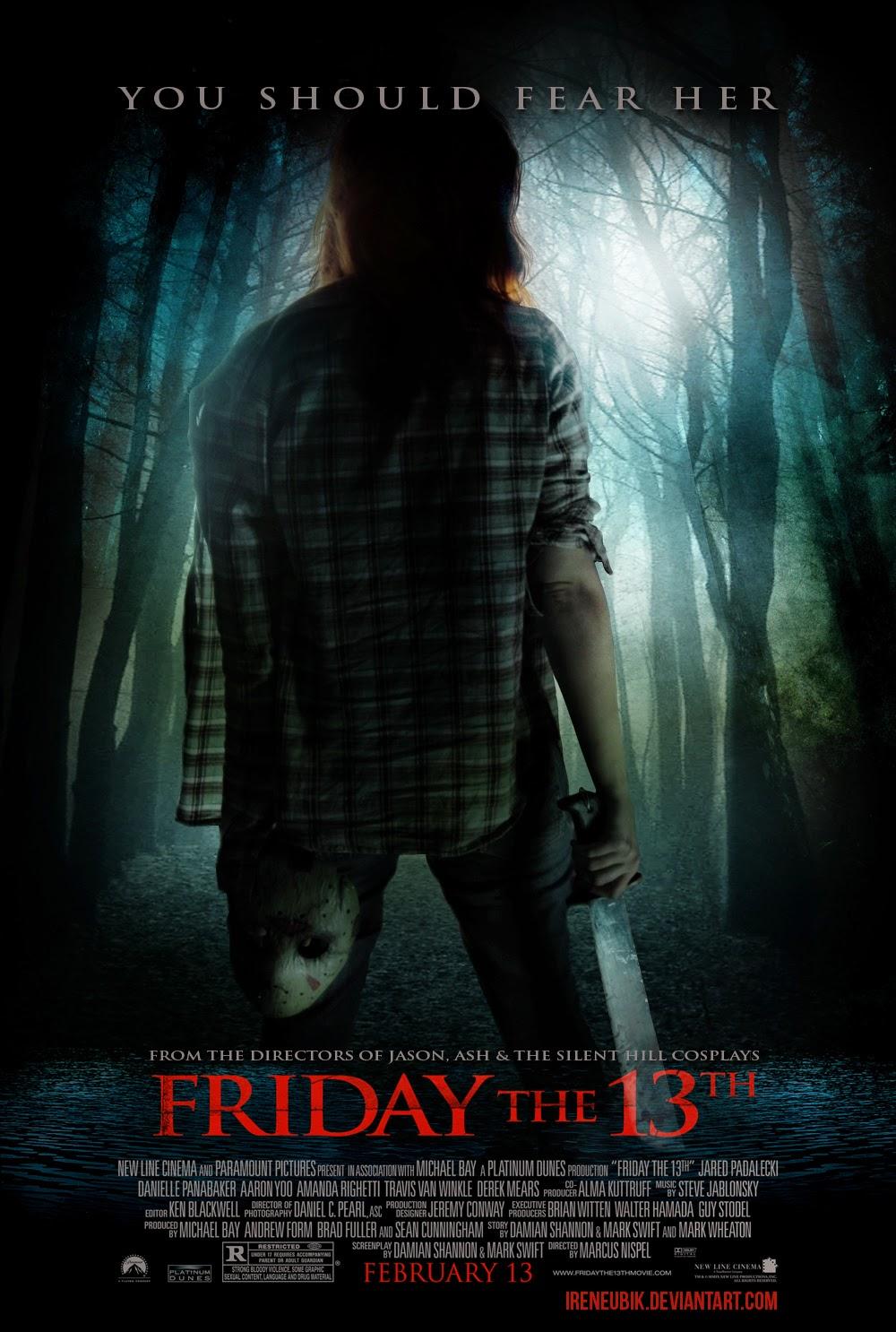 Friday the 13th ศุกร์ 13 ฝันหวาน Part 1 [HD][พากย์ไทย]