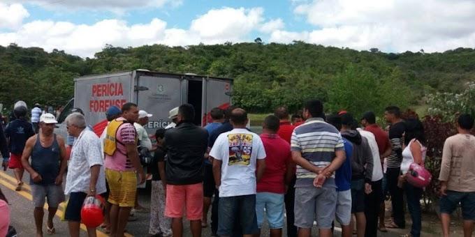 PM morre após carro cair em açude de Guaramiranga