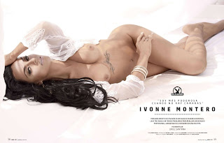Ivonne Montero Playboy Abril 2017 [FOTOS – PDF] 1