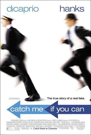 Download Catch Me If You Can (2002) Full Movie in Hindi Dual Audio BluRay 480p [400MB]