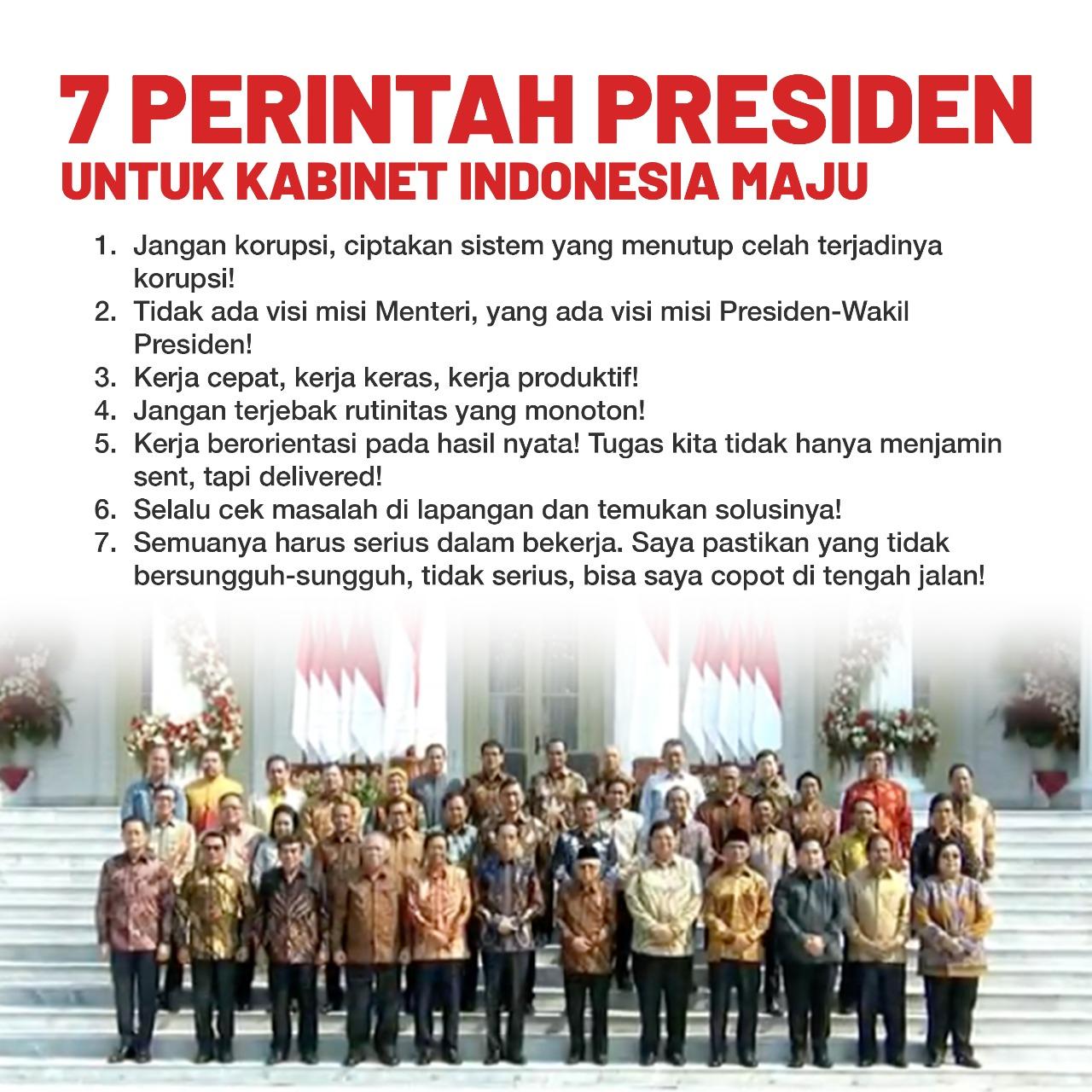 Kecewa Komposisi Kabinet, RMI PBNU: Saya Yakin Presiden Bisa Kualat