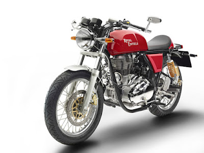 Royal Enfield Continental GT Red picture