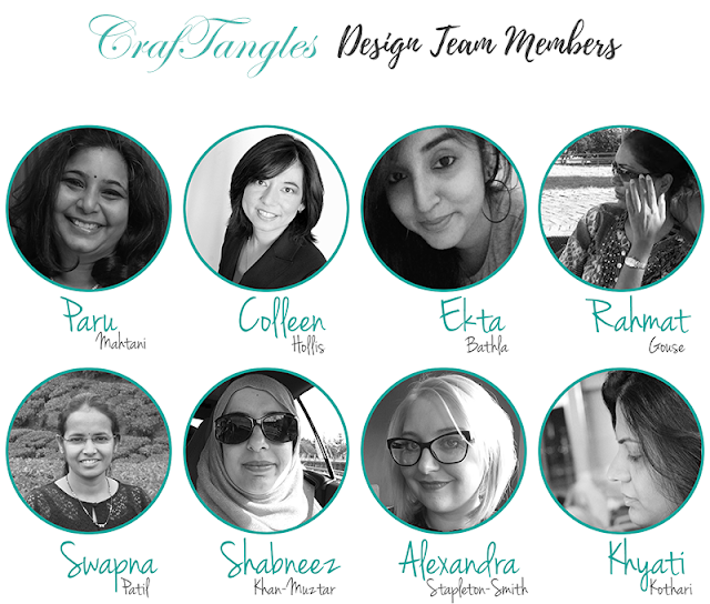 CrafTangles Design Team 2017-18