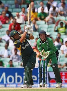 Pakistan vs Ireland 21st Match ICC World T20 2009 Highlights