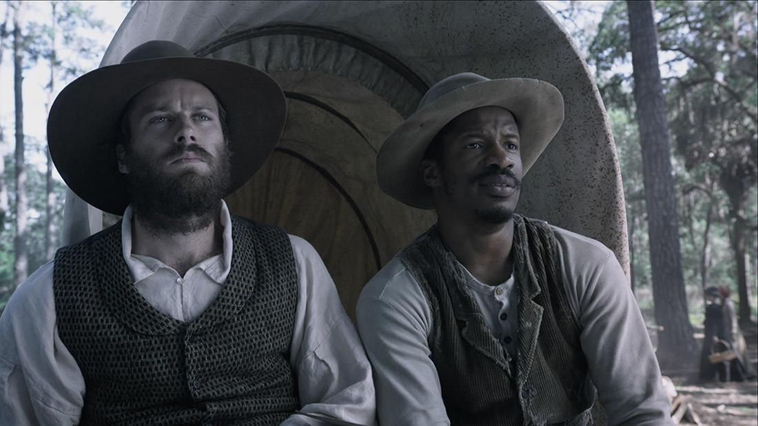The Birth of a Nation - la pelicula de Nate Parker