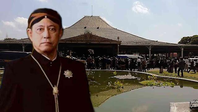 Sang Raja Tutup Usia, Pura Mangkunegaran Solo Berduka