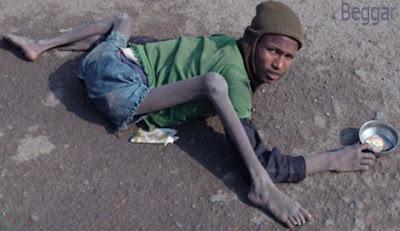 beggar occupation