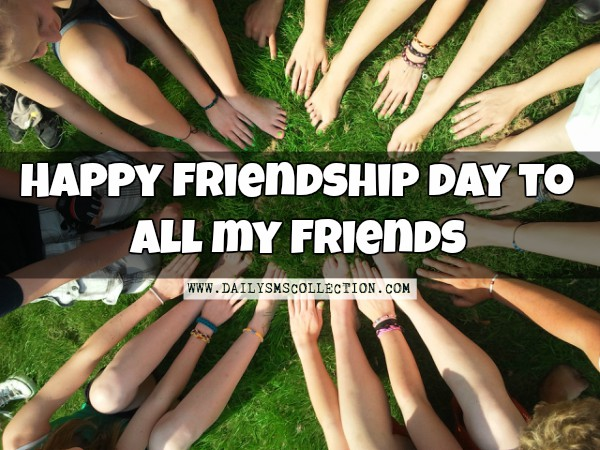happy friendship images with messages