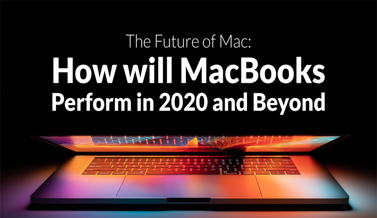 The Future of Mac: How Will MacBooks Perform in 2020 and Beyond #infographic