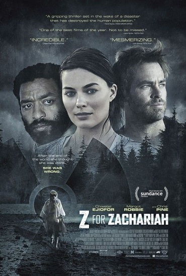 Z For Zachariah (2015) ταινιες online seires oipeirates greek subs