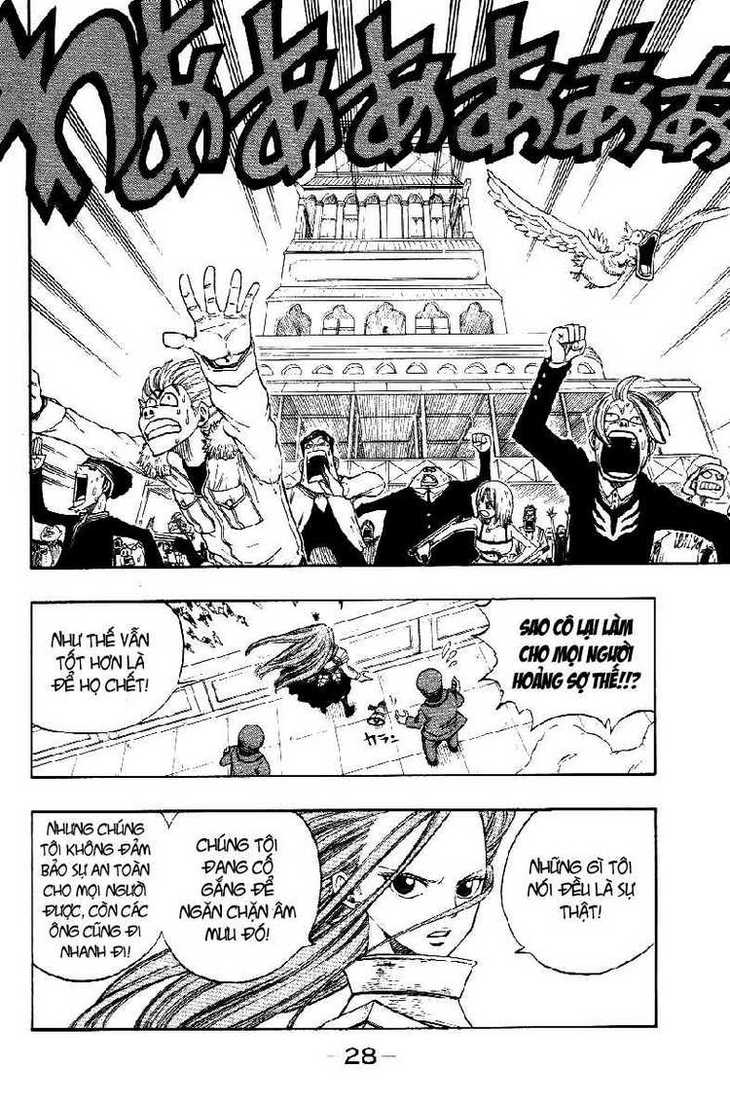 Fairy Tail Chap 15