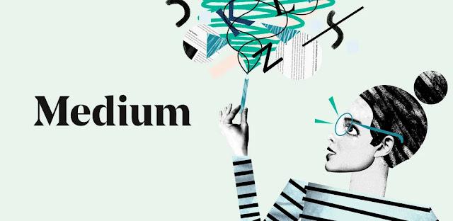 """تنزيل Medium  التطبيق الرسمي لمنصة نشر المحتوى """"Medium"""" لنظام الاندرويد"""