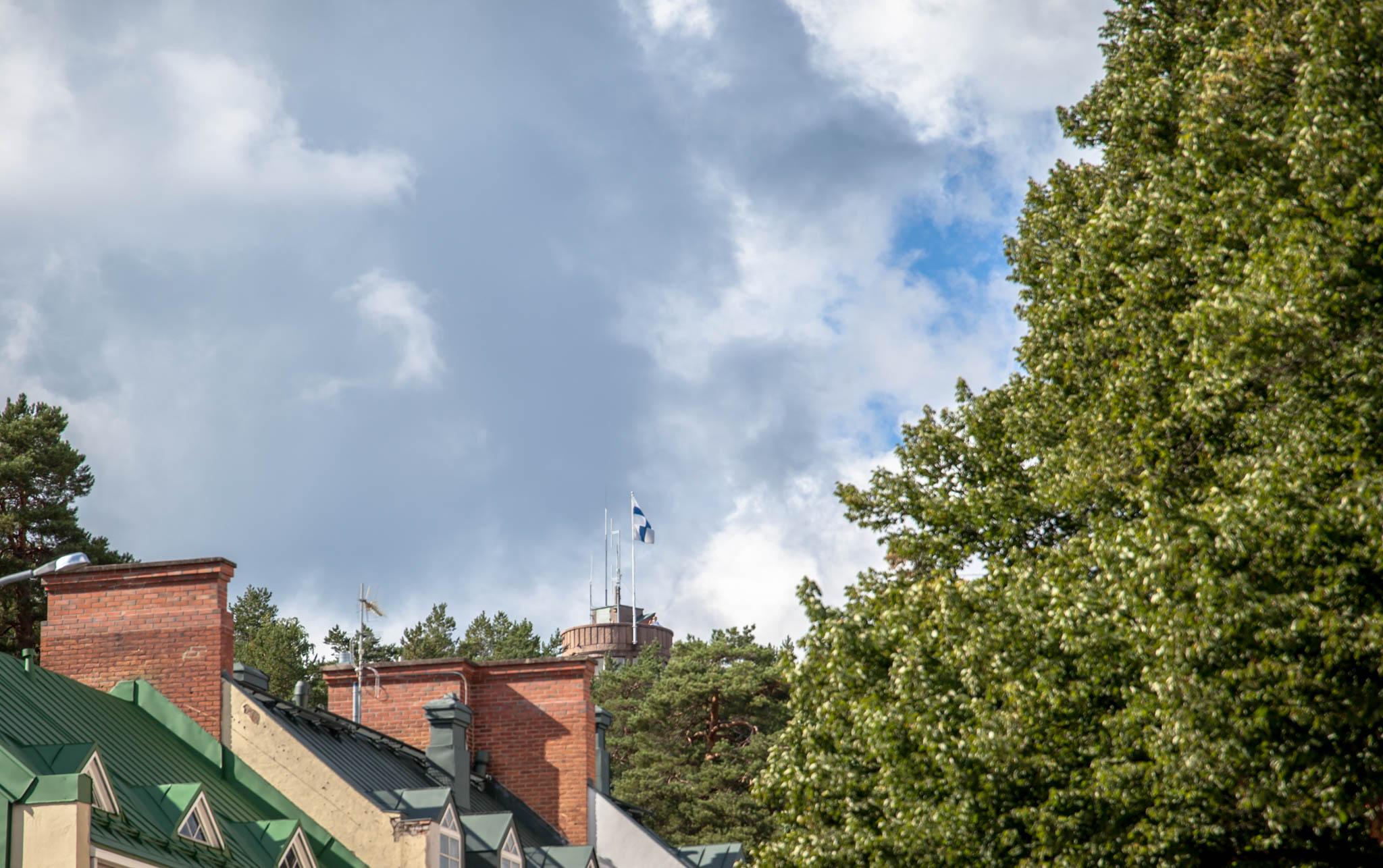 Pyynikin näkötorni Tampere