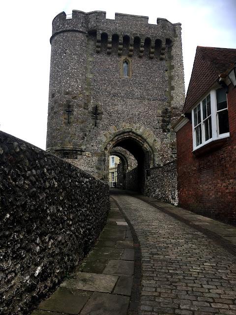 Castle Gate Lewes