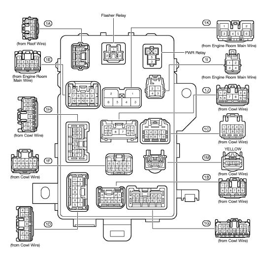 2001 toyota tacoma electrical diagram