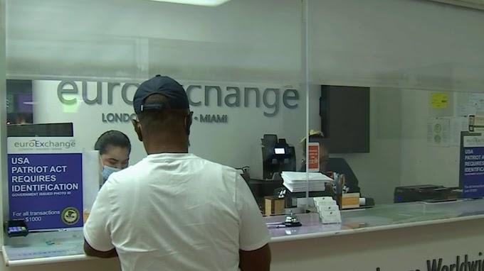 Autoridades de Miami comienzan a regular la venta de euros
