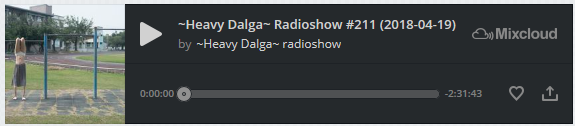 heavy dalga radioshow 211