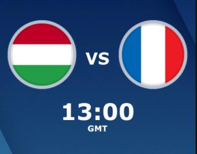 بث مباشر مباراة فرنسا والمجر