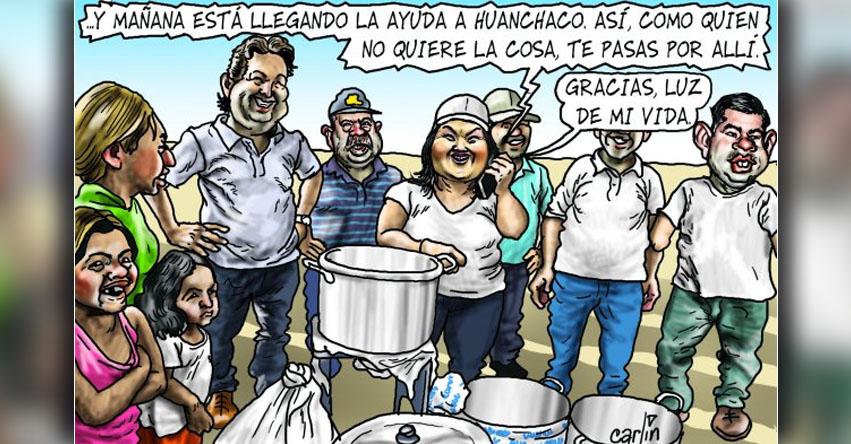Carlincaturas Martes 28 Marzo 2017 - La República