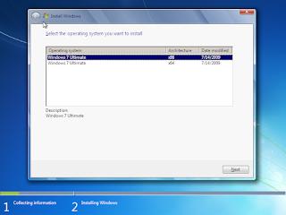 Arsitektur Windows 7