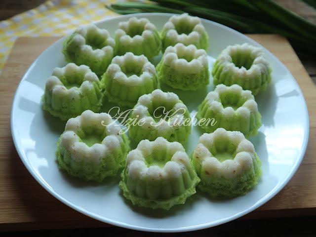 Kuih Puteri Ayu Azie Kitchen