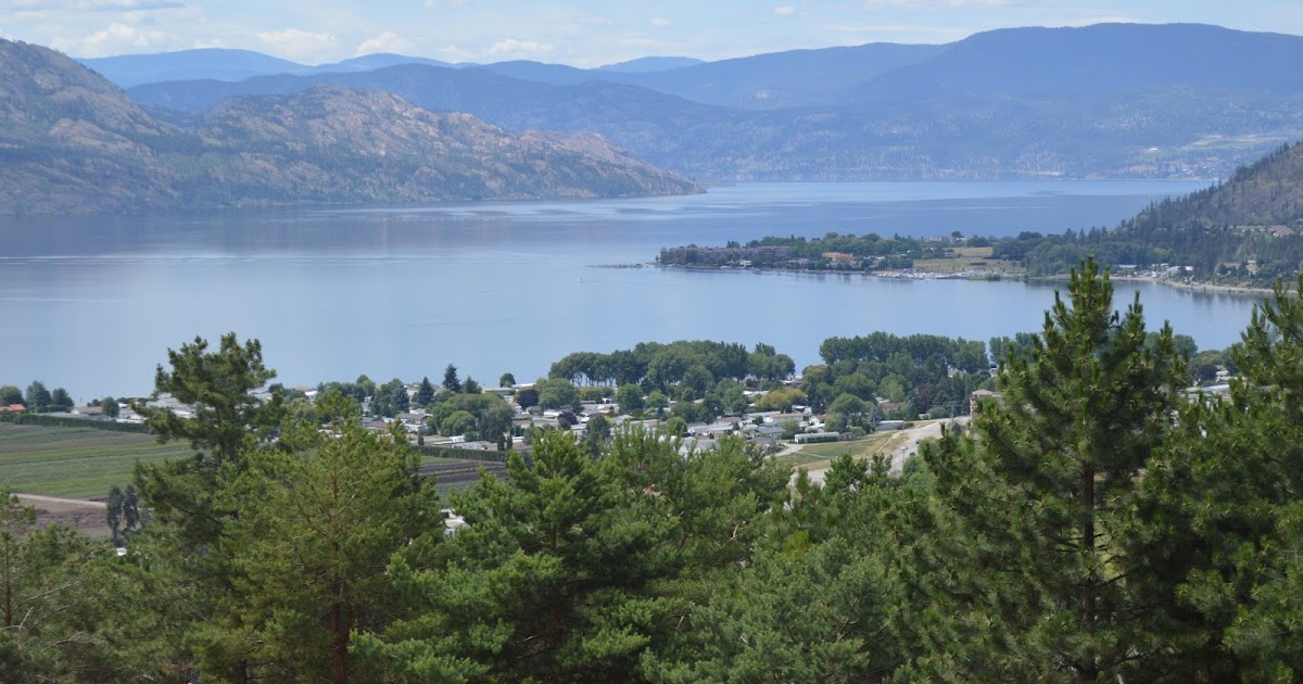 Travels With Sir Charles Penticton Bc Wenesday June 22