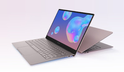 Samsung's new Galaxy Book S