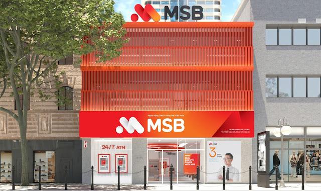 Kết quả kinh doanh Ngân hàng Hàng Hải MSB